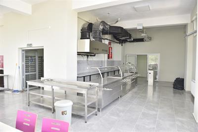 Central Dining Hall - 321