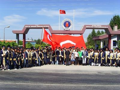 Kırkağaç Vocational School - 322