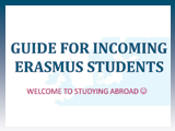 Erasmus+ Guide forIncoming Students